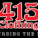 415 CLOTHING