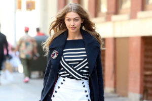 gigi hadid on garmento